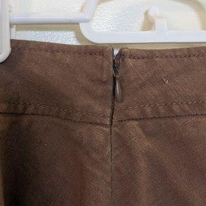 Merona Skirts - Linen blend skirt
